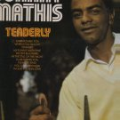 Johnny Mathis - Tenderly - UK LP - SHM774 ex/m