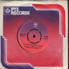 "Jimmy James and the Vagabonds - I'll Go Where Your Music Takes Me - UK 7"" Singl"