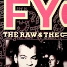 Fine Young Cannibals - The Raw & The Cooked - UK LP - 828069-1 ex/m