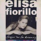 "Elisa Fiorillo - Forgive Me For Dreaming - UK 7"" Single - elisa2 g/ex"