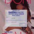 Donna Allen - Heaven On Earth - UK LP - BCM260LP ex/ex
