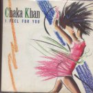 "Chaka Khan - I Feel For You - UK 7"" Single - W9209 ex-/m"