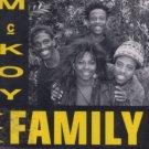 McKoy - Family - UK 5 Track CD Single
