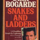 Dirk Bogarde Snakes and Ladders PB Book