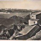 Bergstation Austria postcard