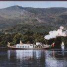 S.Y. Gondola an Coniston Water, Windermere Cumbia Postcard