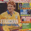 Old Footbal Magazine 90 MINUTES July 1992 ROY AITKEN
