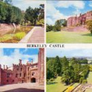 Berkeley Castle  Harvey Barton Postcard