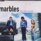 The Marbles - Slip Into Sound - UK CD Single with info sticker