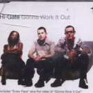 Hi-Gate - Gonna Work It Out - 4 Track UK  CD Single