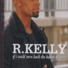 R. Kelly - If I Could Turn Back The Hands Of Time - UK Cassingle - 231841 m/m