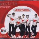 Westlife - Uptown Girl - UK CD Single - Comic relief