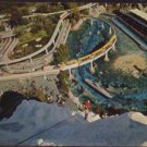 Disneyland Tomorrowland Postcard - © Walt Disney Productions