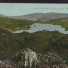 Loch Achray and Loch Vennachar Postcard - Valentine's Colourtone Series