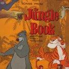 Walt Disney Presents - Songs From The Jungle Book - The Jungle V.I.P.'s Vinyl LP