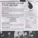 Formerly Revolution - Oct 1989 - Prince Fanzine - rare! + flyer