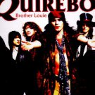 "Quireboys - Brother Louie - UK 12"" Single"