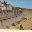 The Beach Filey Postcard 1982 / Dennis