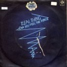 """Real Thing - Can You Feel The Force - UK 7"""" Single"""