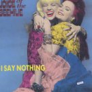 """Voice Of The Beehive - I Say Nothing - UK 7"""" Single"""
