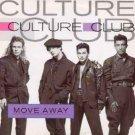 "Culture Club - Move Away - UK 7"" Single"