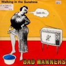"Bad Manners - Walking In The Sunshine - UK 7"" Single"