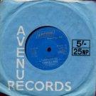 "Dixie Cats - Long, Long Ago EP - UK 7"" Single"
