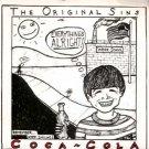 """The Original Sins - Coca Cola - USA 7"""" Single"""