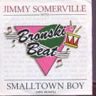 "Jimmy Somerville with Bronski Beat - Smalltown Boy - UK 7"" Single"
