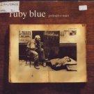 "Ruby Blue - Primitive Man - UK 7"" Single"
