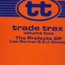 "Lisa German & E.J. Doubell - The Prefects EP - UK DBL 12"" Single"