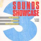 """The Mission/Gangway/Leather Nun - Sounds Showcase 3 - UK 7"""" Single"""