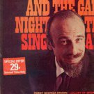 Mitch Miller And The Gang - Night Time Sing Along - UK LP