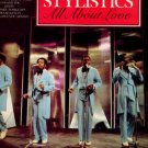 The Stylistics - All About Love - UK LP
