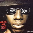 Buju Banton - Make My Day - UK 4 Track CD Single