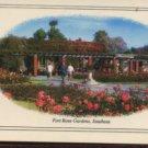 FORT ROSE GARDEN -SOUTHSEA - Postcard Colourmaster