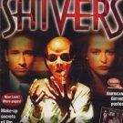 SHIVERS Magazine #39 March 1997 Ingrd Pitt, Chris Carter