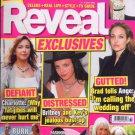 REVEAL Magazine 2006 , Charlotte Church, Britney Spears,Jade Goody
