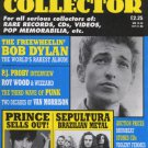 RECORD COLLECTOR Magazine August 1994 No 180 PRINCE, BOB DYLAN, SEPULTURA