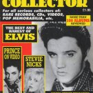 RECORD COLLECTOR Magazine August 1992 No 156 PRINCE, ELVIS, STEVIE NICKS