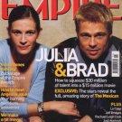 EMPIRE Magazine May 2001 No.143 Julia Roberts & Brad Pitt