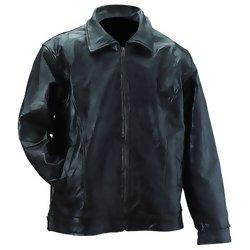 GFAMEAG - L Giovanni Navarre® Italian Stone� Design Genuine Leather Men's Eagle Jacket