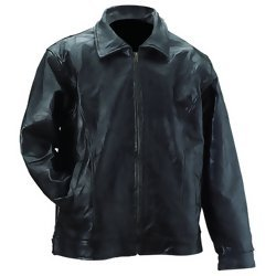 GFAMEAG - XL Giovanni Navarre® Italian Stone� Design Genuine Leather Men's Eagle Jacket