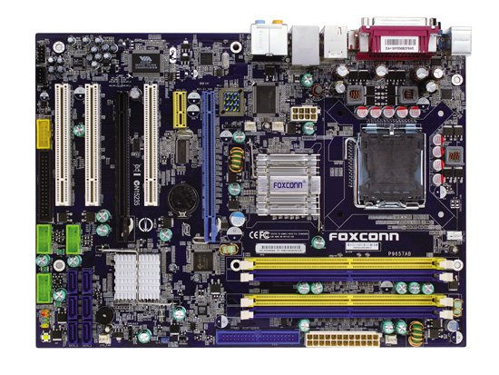 FoxConn 965P P9657AB-8EKRS2H