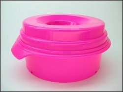 Buddy Bowl, 1 quart - Pink