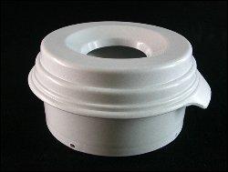 Buddy Bowl, 1 quart - White