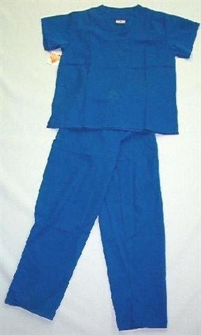 Royal Blue Unisex Set