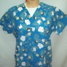 Blue Dental Top Set