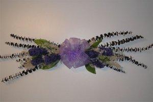 Lavender Swag