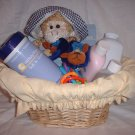 Stuffed Baby Basket